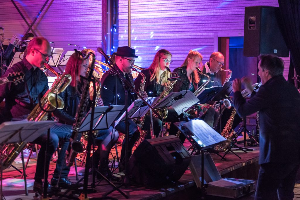 RichardJanssen_20180117_15 Punk'n Jazz Orchestra @EM2